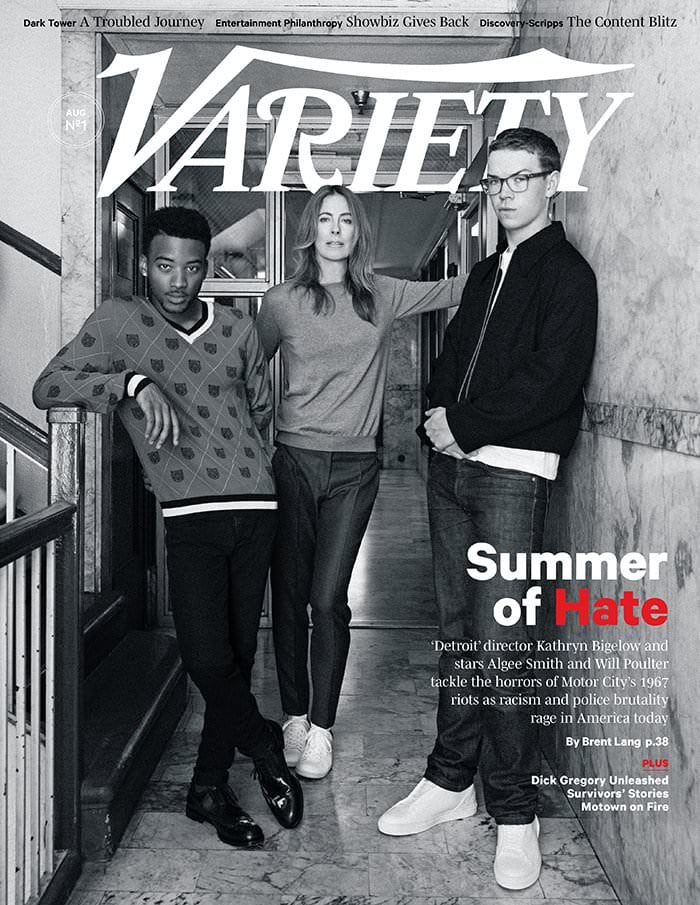 Variety Magazine Cover Shoot