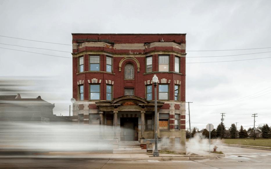 Detroit Was Crumbling