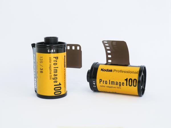 Kodak brings film back to life